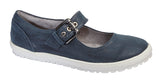 "Ladies Cipriata  PU Buckle Bar Casual Shoe ""Florence"""