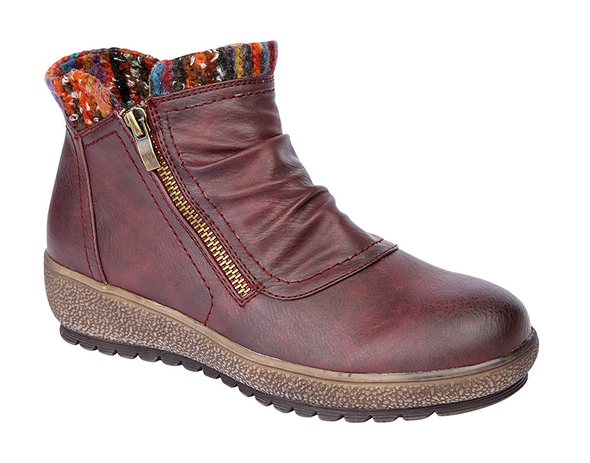 "Ladies Cipriata Ankle Boot ""Gina"""