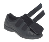 Boulevard Wide Twin Touch Fastening Shoe