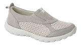 Boulevard Memory Foam Grey Twin Gusset Leisure Casual