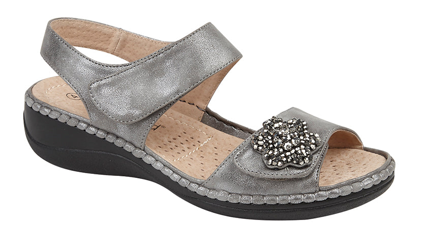 Ladies Boulevard Halter Back Sandal