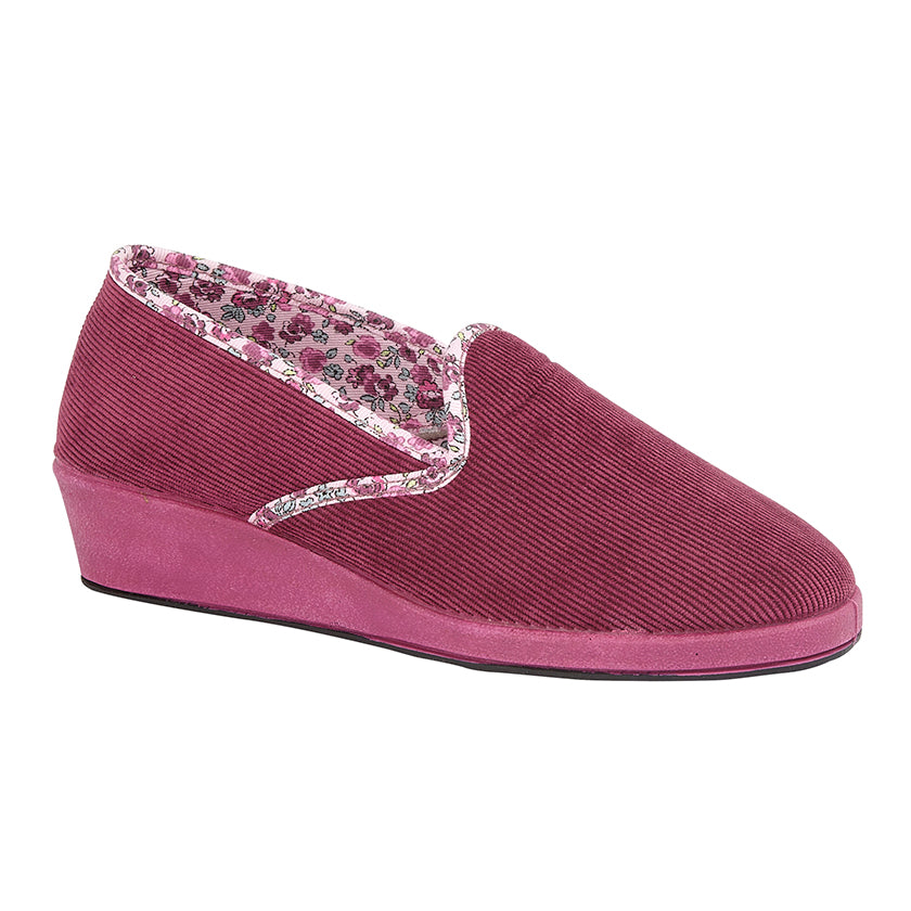 Ladies Sleepers 'Edna' Slipper
