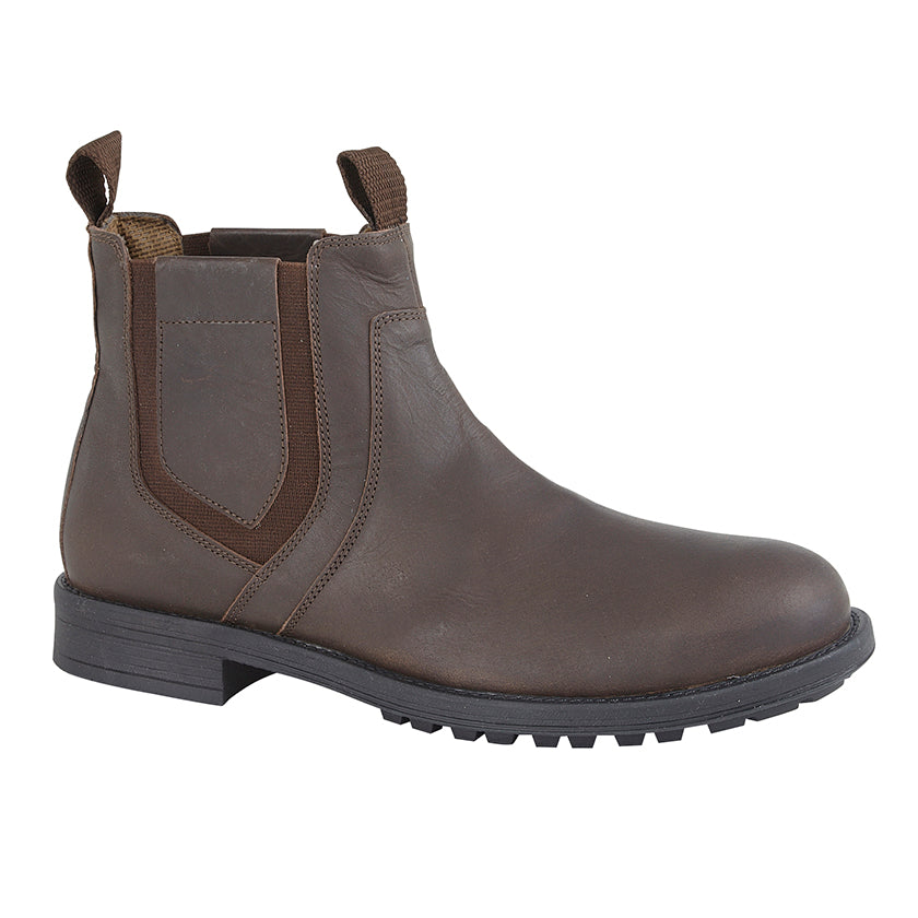 Mens Roamers Twin Gusset Boot