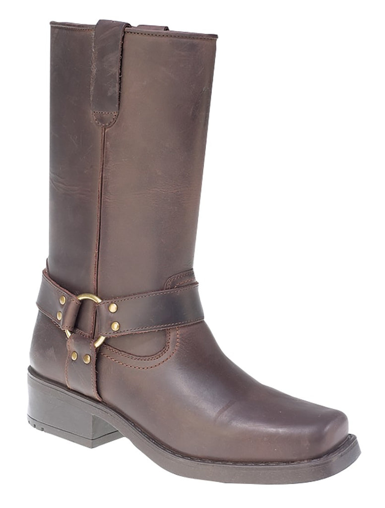 Woodland 'High Harley' Leather Cowboy Boot