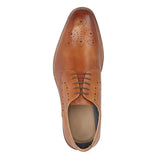Mens Roamer Leather 5 eye Gibson