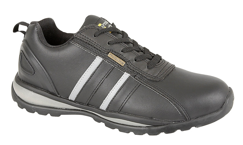 Ladies/Mens Grafters Safety Toe Cap Shoe