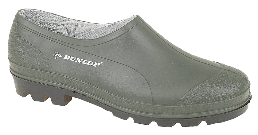 Dunlop Green Wellie Shoe