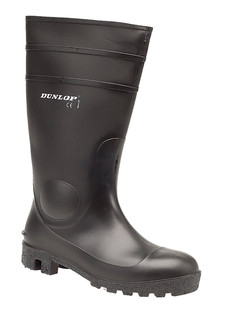 Dunlop 'Protomastor' Full Safety Wellington Boot