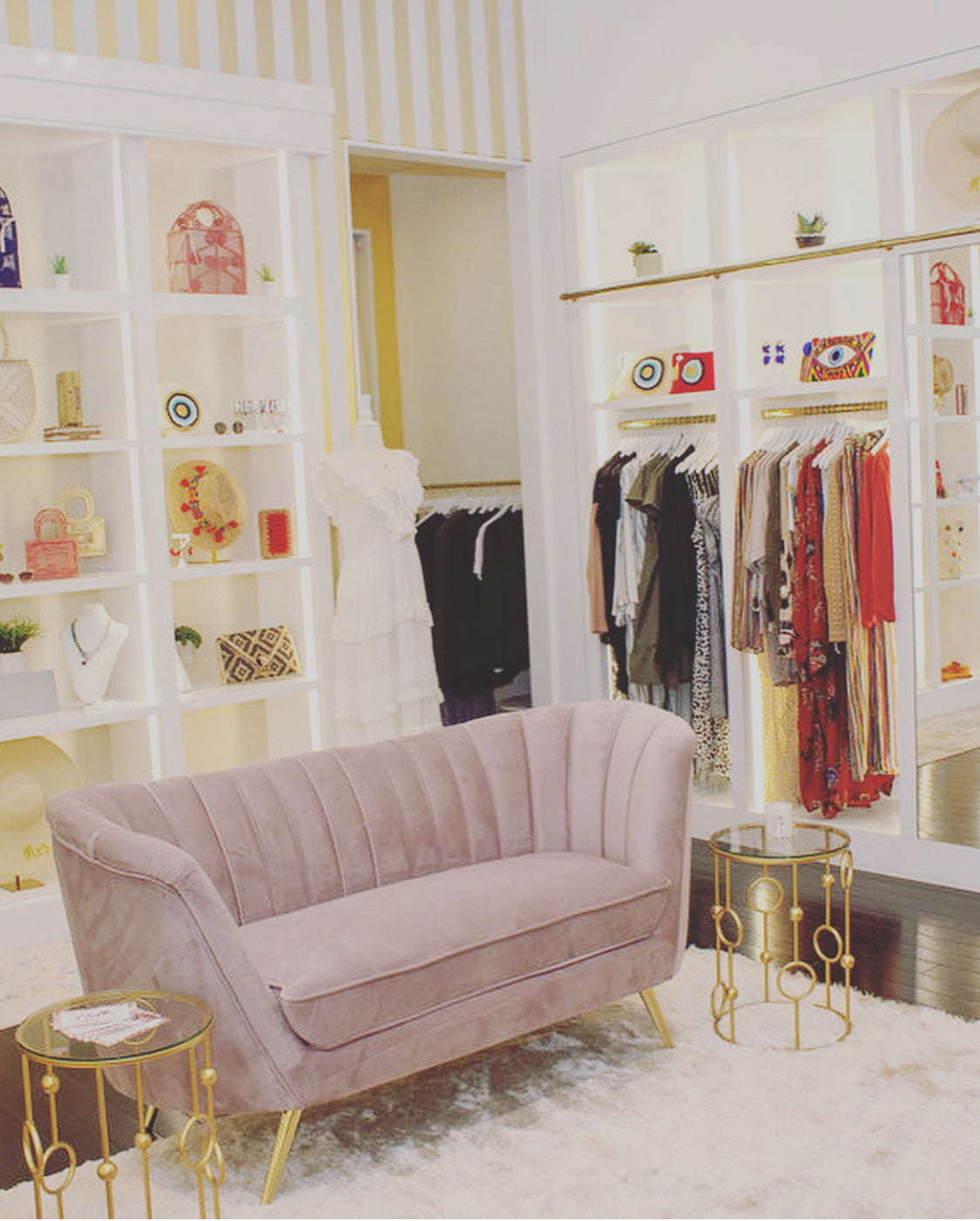 Earthy Chic Boho boutique in Merrick Park