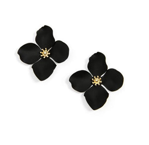 <p>Garden Party Statement Earring (+ Colors)</p>