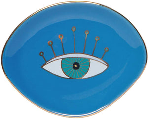 <p>Mati Eye Trinket Tray</p>