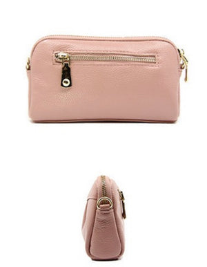 <p>Orie Mini Leather Purse (+ Colors)</p>