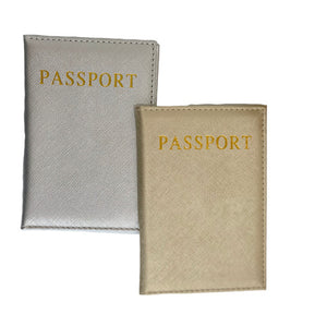 <p>Vegan Epi Leather Passport Cover (+Colors)</p>