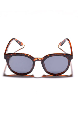 <p>Sun&#x27;s Out Round Sunglasses  (+Colors)</p>