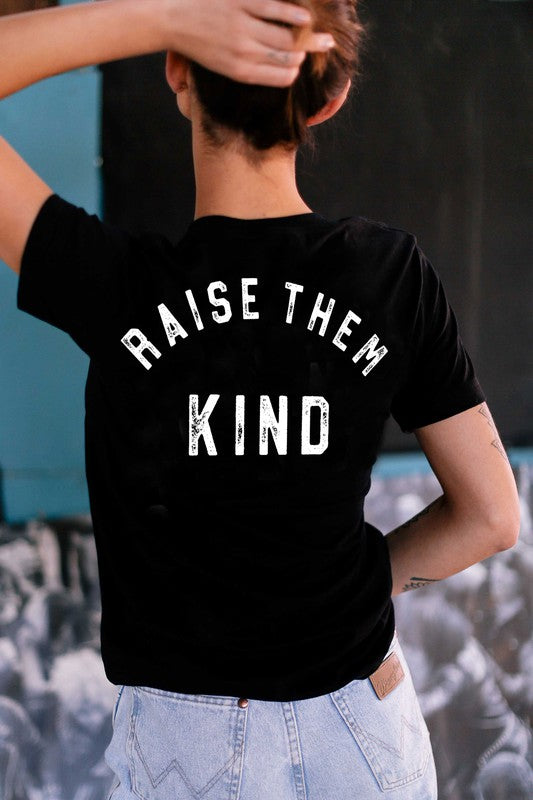 <p>Mama Raise Them Kind T-Shirt</p>