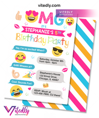 Emoji Invitations