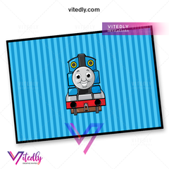 Thomas the Train Back Design