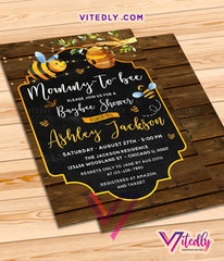 Mommy to be baby shower Invitations