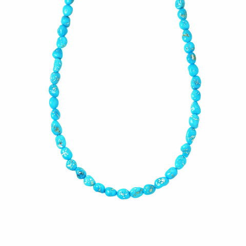 High Grade Sleeping Beauty Turquoise Necklace