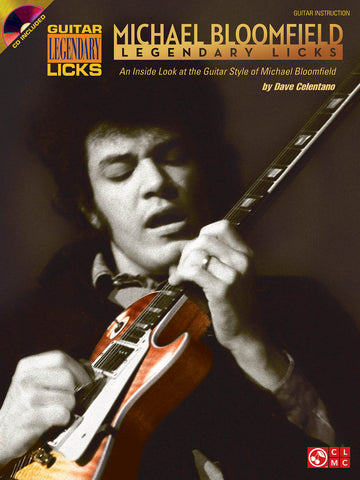 Michael Bloomfield – Legendary Licks - NewBay Media Online Store