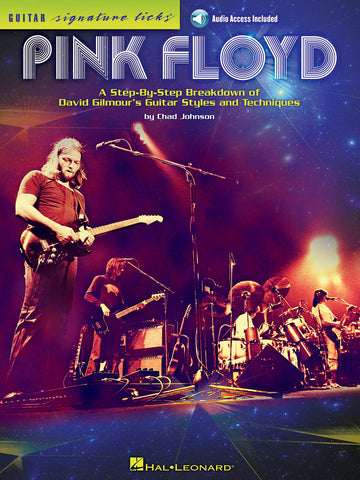Pink Floyd – Guitar Signature Licks