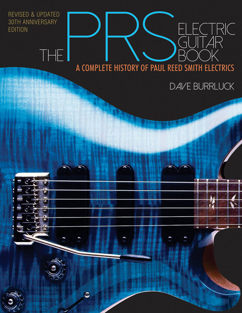 The PRS Electric Guitar Book