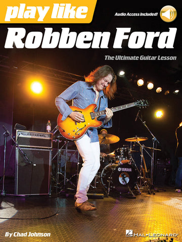 Play like Robben Ford - NewBay Media Online Store