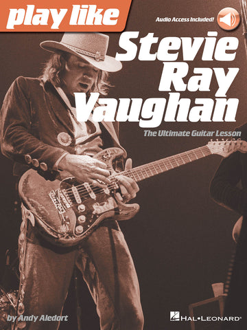 Play like Stevie Ray Vaughan
