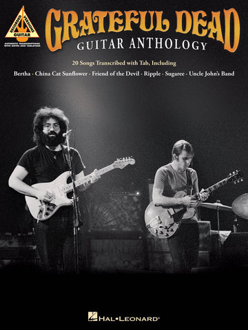 Grateful Dead Guitar Anthology - NewBay Media Online Store