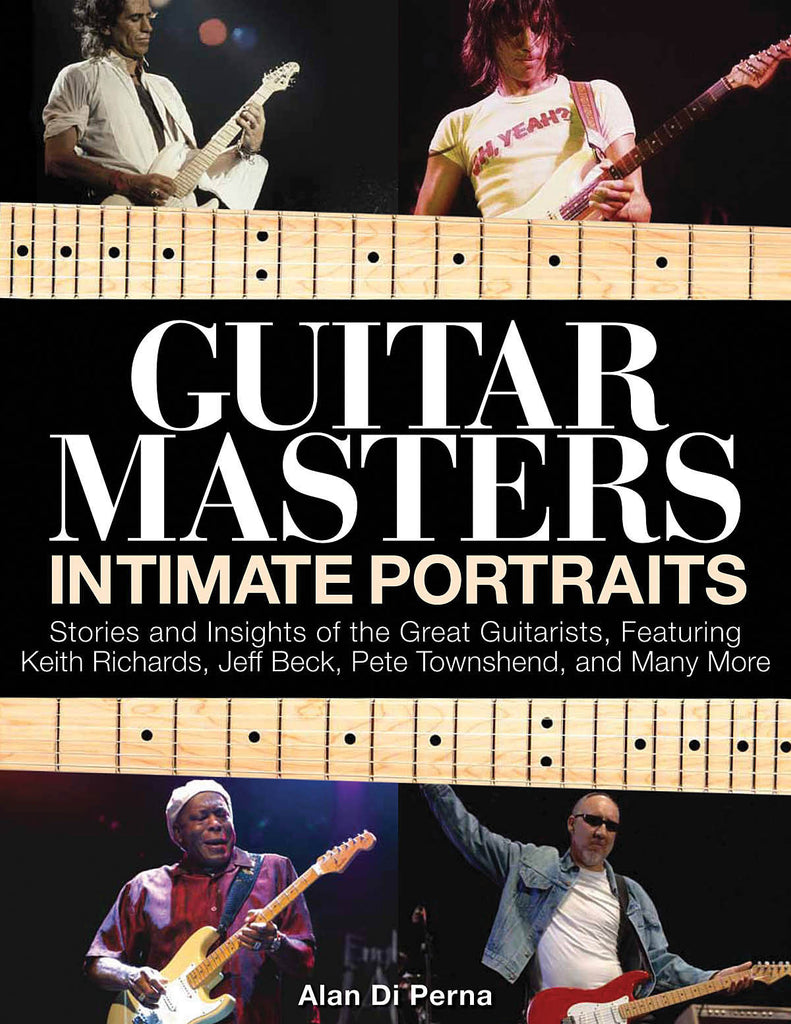 Guitar Masters - Infinite Portraits