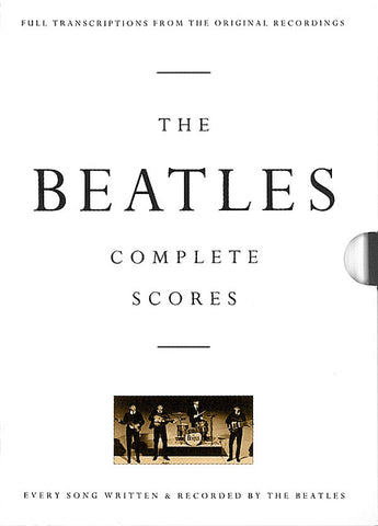 The Beatles - Complete Scores