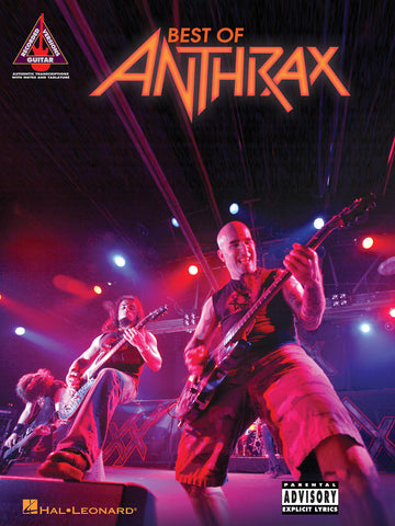 BEST OF ANTHRAX - NewBay Media Online Store
