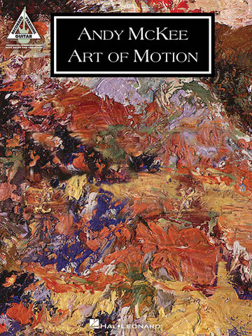 Andy McKee – Art of Motion - NewBay Media Online Store