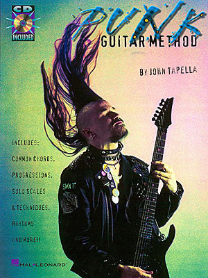 Punk Guitar Method