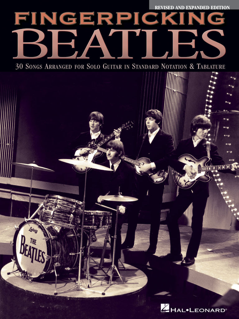 Fingerpicking Beatles – Revised & Expanded Edition