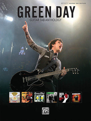 Green Day- Guitar Tab Anthology - NewBay Media Online Store