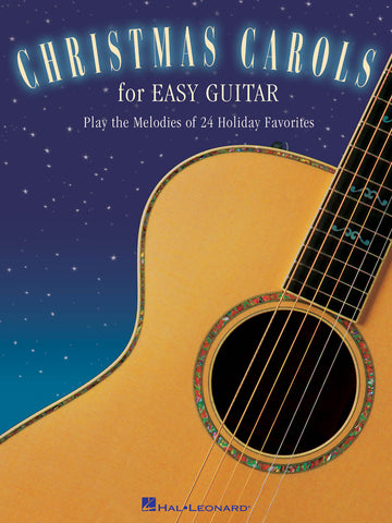 Christmas Carols for Easy Guitar - NewBay Media Online Store