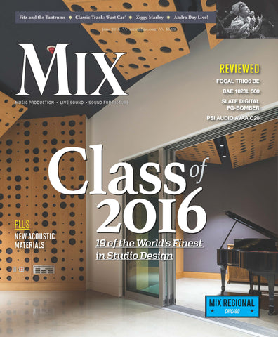 MIX - June 2016 - Class of 2016