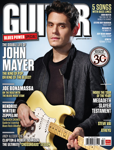 Guitar World - Feb-10 - John Mayer - NewBay Media Online Store