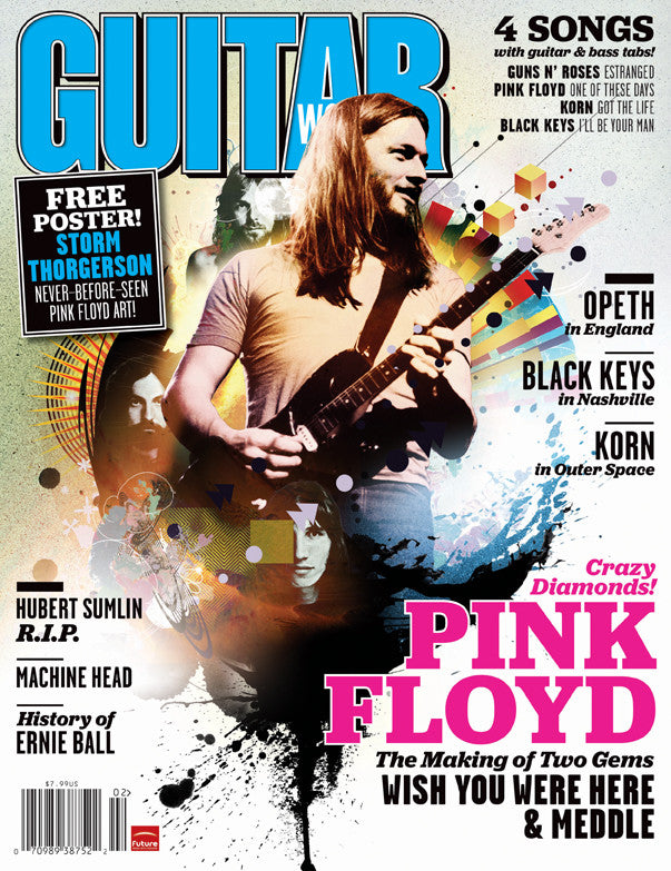 Guitar World-February 2012-Pink Floyd