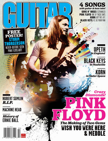 Guitar World-February 2012-Pink Floyd - NewBay Media Online Store