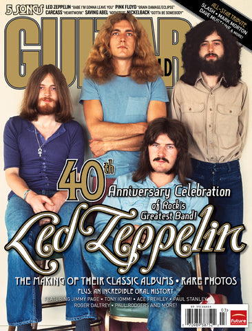 Guitar World - Mar-09 - 40th Anniversary of Led Zeppelin - NewBay Media Online Store