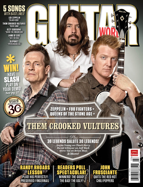 Guitar World - Mar-10 - Them Crooked Vultures