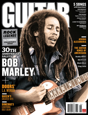 Guitar World - Jun-11 - Bob Marley & The Doors - NewBay Media Online Store