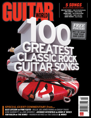 Guitar World - Aug-11 - 100 Greatest Classic Rock Guitar Songs - NewBay Media Online Store