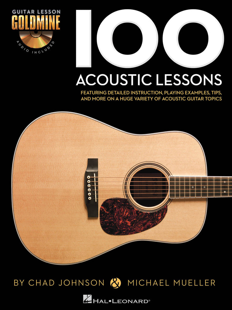 100 Acoustic Lessons - NewBay Media Online Store