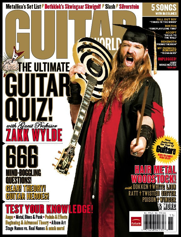 Guitar World - Nov-07 - Ultimate Guitar Quiz