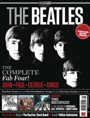 Guitar Legends - The Beatles