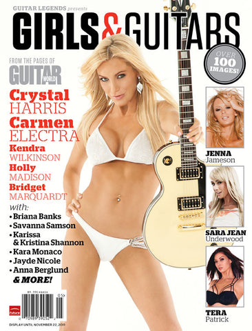 Guitar Legends - Girls & Guitars