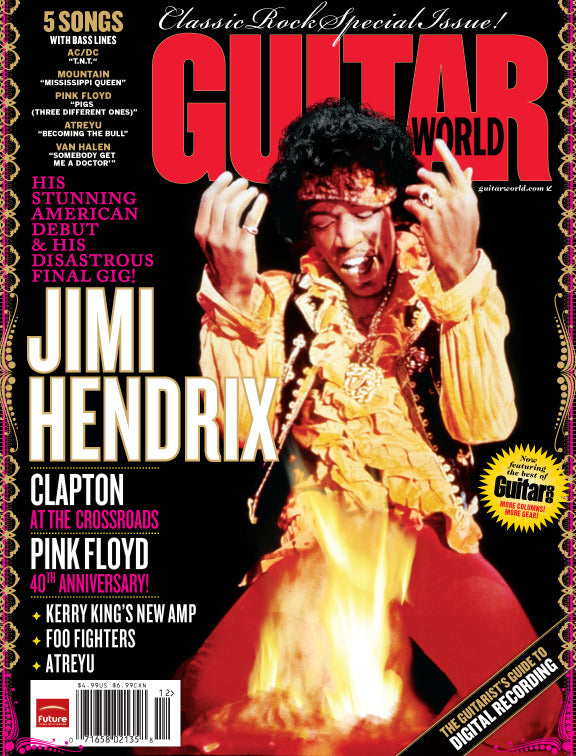 Guitar World - Dec-07 - Jimi Hendrix